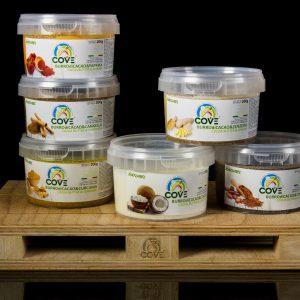 Burro di cacao Linea Naturel - Burro di Cacao & Almond gr 200
