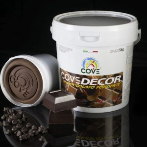 COVE DECOR CIOCCOLATO FONDENTE kg 1