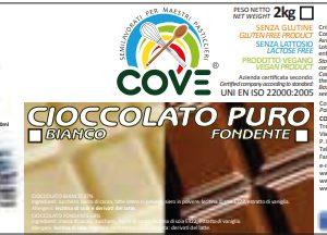 Cioccolato Fondente 68% kg 2