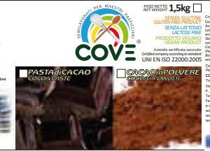 Pasta di Cacao Amara g 400
