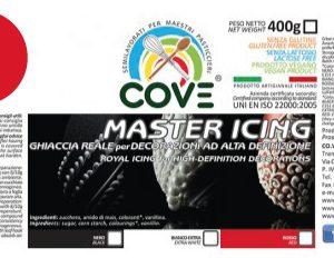 MASTER ICING ROSSA gr 400