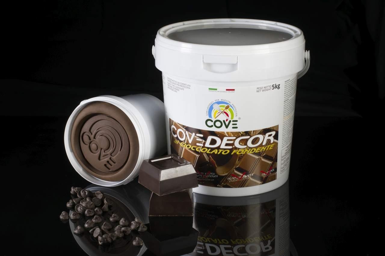 COVE DECOR CIOCCOLATO FONDENTE kg 5