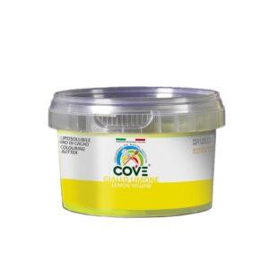 Coloranti Liposolubili in Burro di Cacao gr 200 - Giallo Limone
