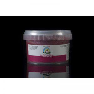 Coloranti Liposolubili in Burro di Cacao gr 200 - Rosso Fragola