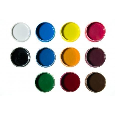 Colorante Concentrato in Pasta gr 50 - Nero Ink