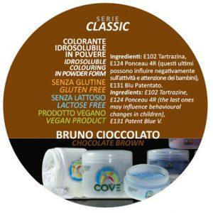 Coloranti in Polvere gr 100 - Cioccolato