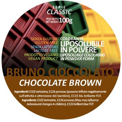 Coloranti Liposolubili in polvere g 100 - Bruno Cioccolato