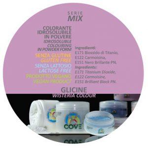 Coloranti in Polvere gr 100 - Glicine