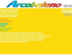 Arcobaleno Classic kg 1 - Giallo