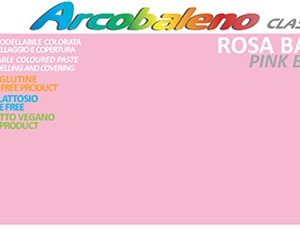 Arcobaleno Classic kg 1 - Rosa Baby
