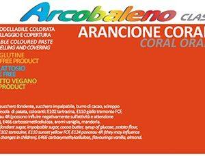 Arcobaleno Classic kg 1 - Arancione Corallo