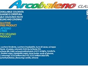 Arcobaleno Classic kg 1 - Blu