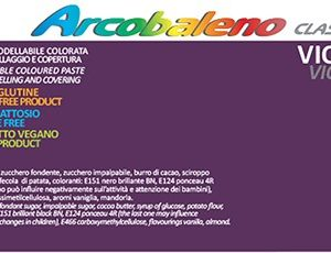 Arcobaleno Classic kg 1 - Viola