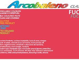 Arcobaleno Classic kg 1 - Fucsia