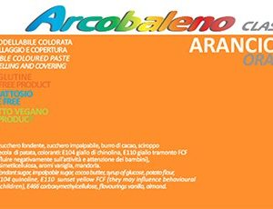 Arcobaleno Classic kg 1 - Arancio