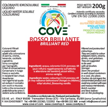 Coloranti Liposolubili in Oli Vegetali gr 150 - Rosso Brillante
