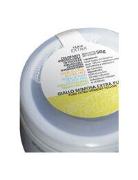 coloranti in polvere extra puri giallo mimosa