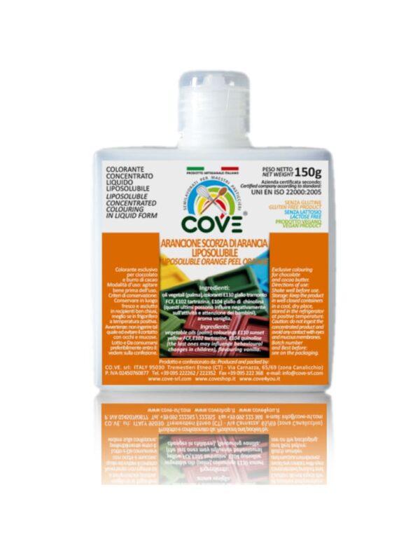coloranti liposolubili oli vegetali arancione