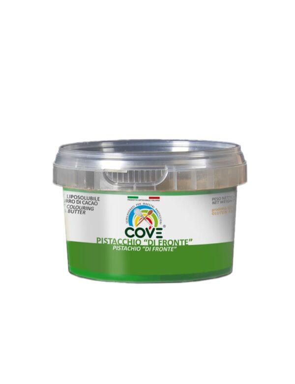 Coloranti Liposolubili in Burro di Cacao gr 200 - verde pistacchio