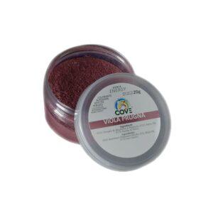 coloranti in polvere alcoolsolubili perlati viola prugna