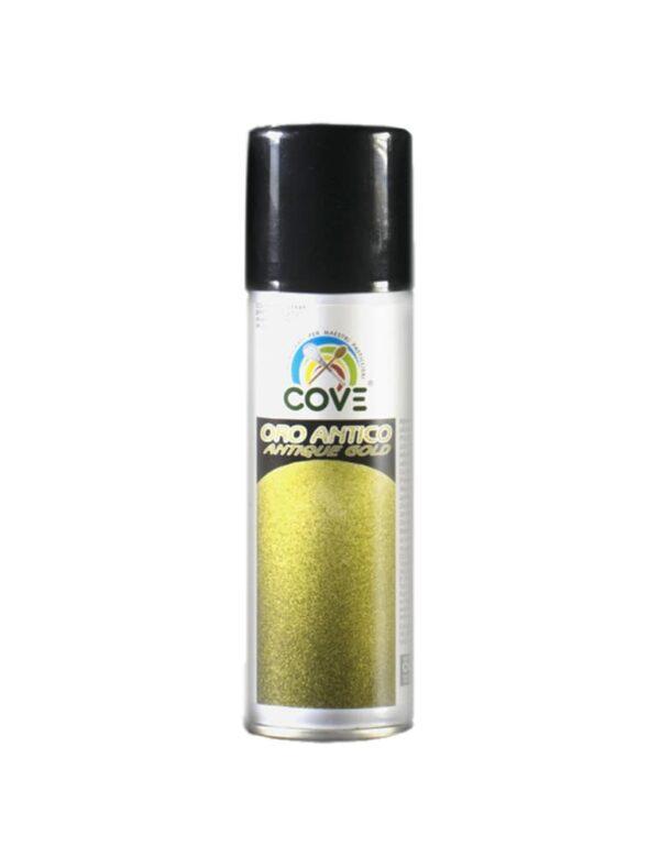 spray perlato oro antico