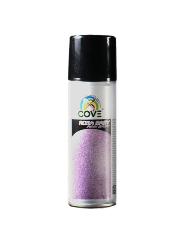 spray rosa perlati
