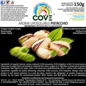 Aromi Liposolubili Concentrati g 150 - Pistacchio