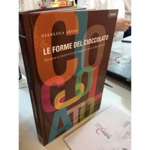 "Libro ""Le forme del cioccolato"" di Gianluca Aresu"