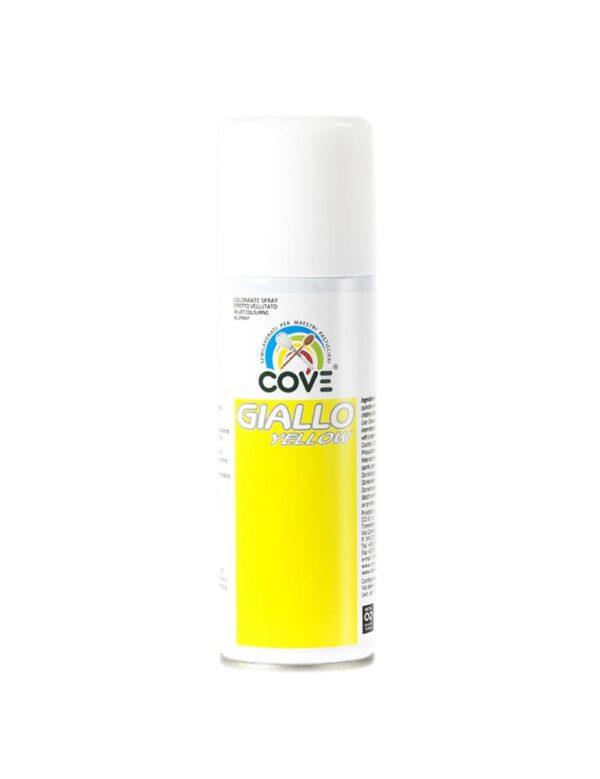Spray pastello giallo