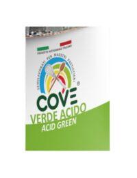coloranti liposolubili burro di cacao verde acido