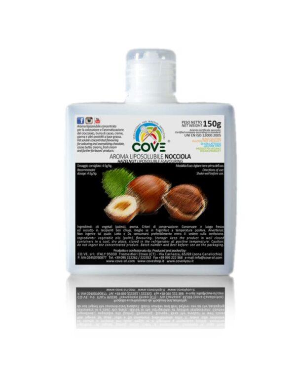 aromi liposolubili liquidi nocciola